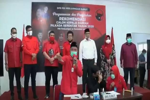 Tolak Dukung Menantu Presiden Jokowi di Pilkada Medan, 11 Ketua PAC PDI-P Terancam Dipecat