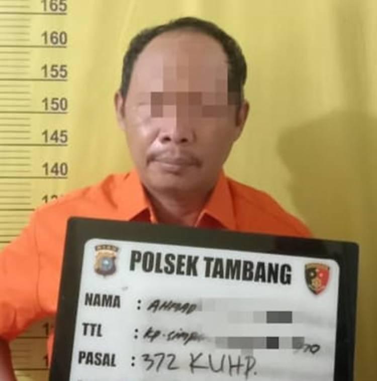 Unit Reskrim Polsek Tambang Berhasil Menangkap Pelaku Penggelapan Mobil di Sumut
