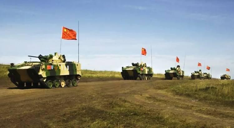 Respon Kondisi Afghanistan yang Kian Memanas, China dan Rusia Gelar Latihan Perang