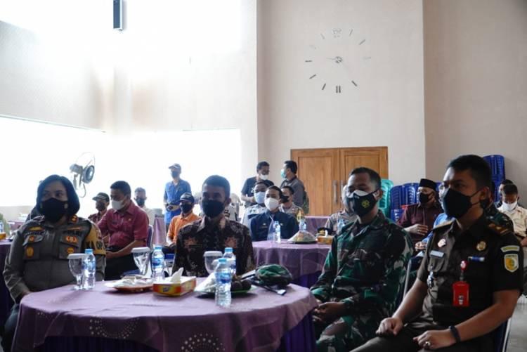 Jalin Sinergitas TNI-Polri, Kapolres Banjar Hadiri Kegiatan Pembukaan BSMSS Kodim 0613/Ciamis