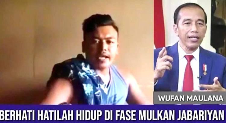 Bareskrim Polri Backup Polda Aceh Buru Pria di Malaysia yang Maki dan Hina Presiden Jokowi