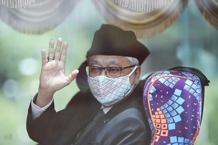 Ditengah Krisis Politik, Raja Malaysia Menunjuk Ismail Sabri Yaakob sebagai Perdana Menteri Baru