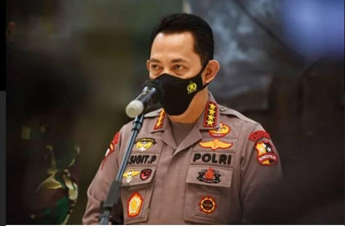 Kapolri Copot Jabatan Kapolda Sumsel Selanjutnya Diisi Oleh Irjen Tomi Harmanto