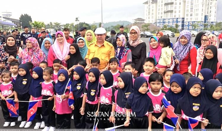 Sultan Johor Tegur 779 Guru Malaysia yang Menolak Vaksinasi: Harusnya Menjadi Contoh