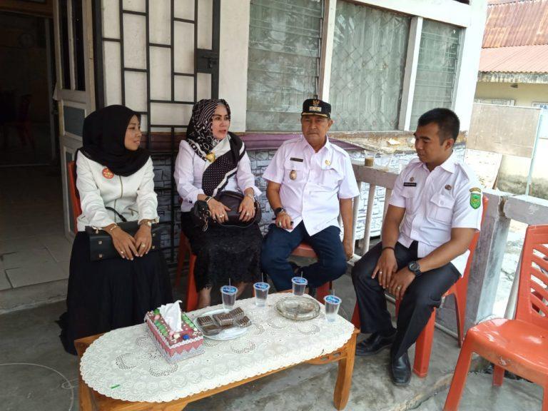 H Syamsuddin Uti Hadiri Pemeriksaan Kesehatan Yang Ditaja DinKes Inhil