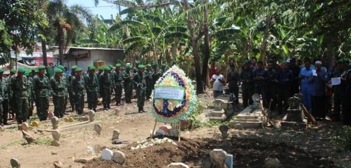 Duel dengan 2 Maling, Anggota TNI Tewas Dicelurit