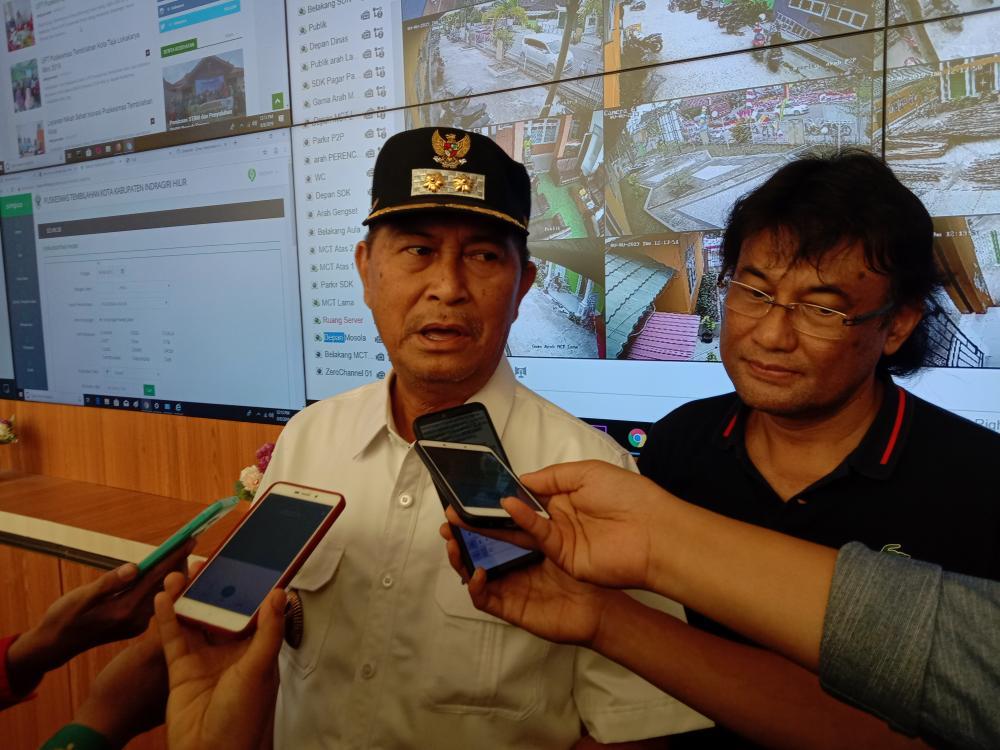 Wakil Bupati Minta Masyarakat Bersabar Minggu Ini Jalan Dalam Kota Mulai Dikerjakan