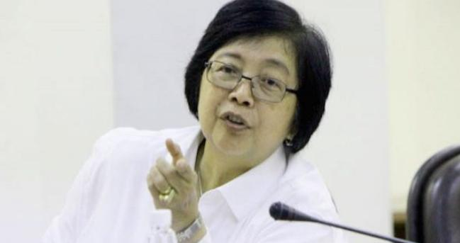 Menteri LHK Pastikan Tidak Ada Asap dari Indonesia ke Negara Tetangga
