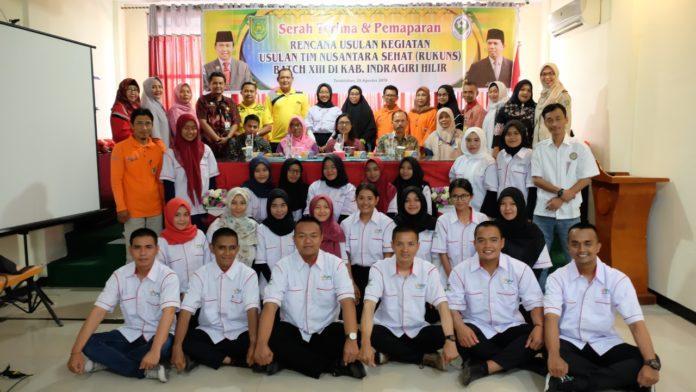 Kabupaten Indragiri Hilir Tahun ini Mendapat 24 Orang Tenaga Nusantara Sehat (TNS) dari Kementerian Kesehatan RI