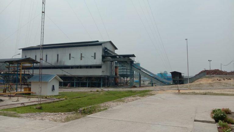 Patuhi Sanksi Bupati Rohil, PKS PT BSS Komitmen Lakukan Perbaikan