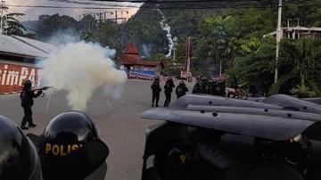 Polri : Kerusuhan Papua dan Papua Barat Ada Keterkaitan Pihak Asing