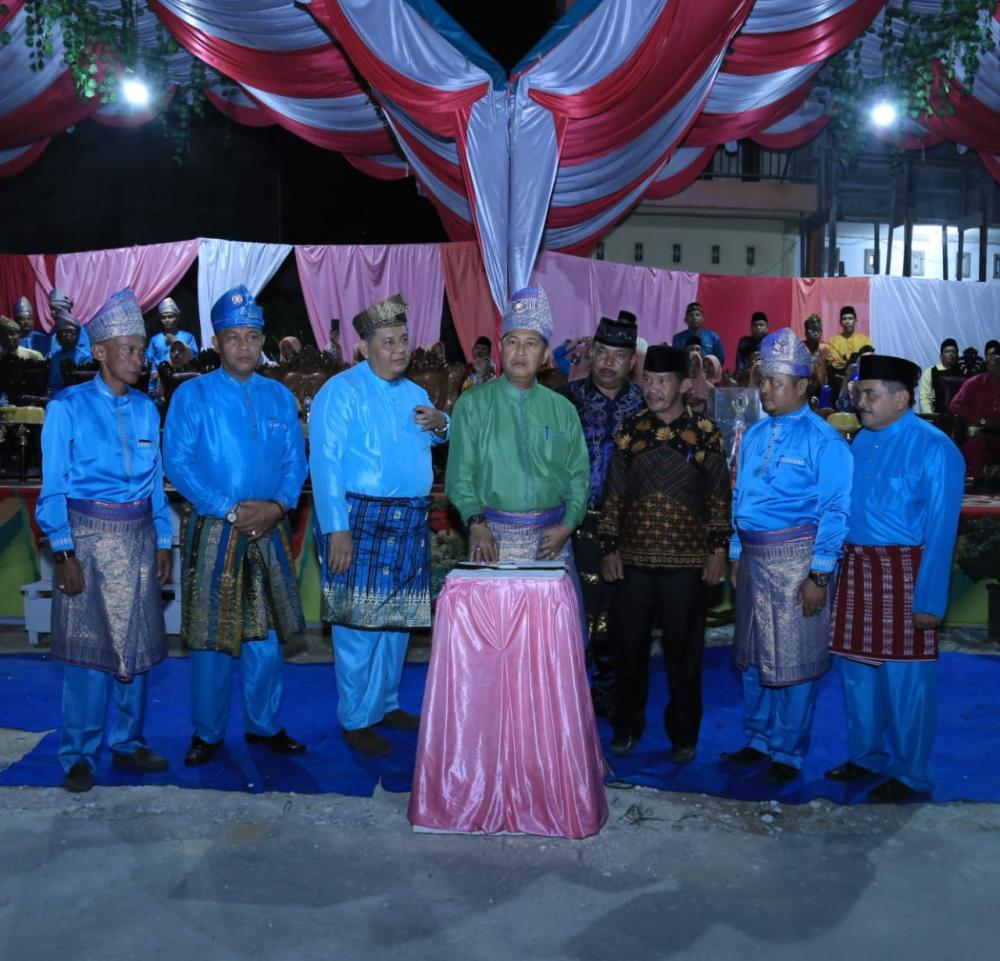 MTQ Tingkat kecamatan Keritang ke-29, Wabup Inhil Ingin Membumikan Al-Quran