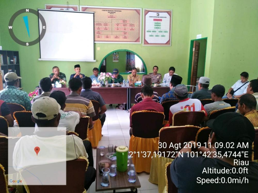 Rencana Bangun Dermaga Apung di Desa Makeruh, Tim KKP RI Berkunjung ke Rupat