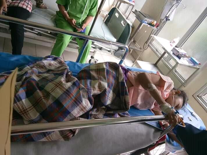 Kisah Pilu Seorang Gadis(Maya Sari 24 th) Yang Malang  Kini Terbaring Di Rumah Sakit,Butuh Uluran Tangan