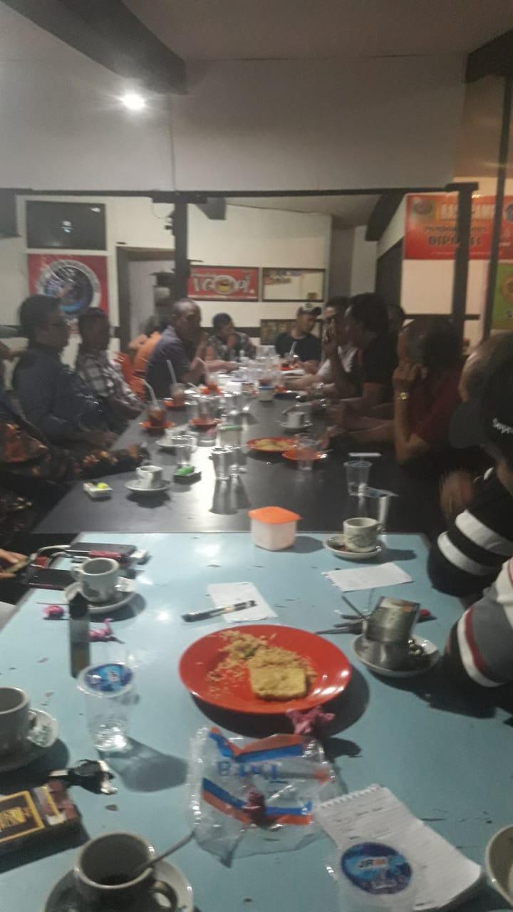 Pelantikan DKIH Dimeriahkan Pergelaran Seni,Berlangsung Selama Dua Malam