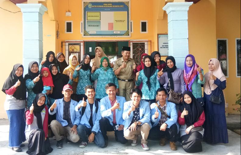 Mahasiswa Kukerta UNRI Adakan Sosialisasi Pengolahan Biji Rambutan Menjadi Emping Di Kelurahan Batu Panjang, Rupat