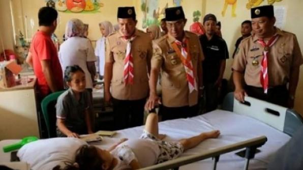 Selama Bulan Agustus RSUD Puri Husada Tembilahan Merawat 3 Anak Gizi Buruk