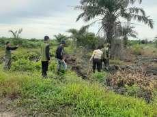 Babinsa Koramil 05/Rupat Lakukan Sosialisasi Karhutla di Kelurahan Tanjung Kapal