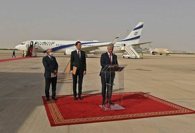 Israel Mengukir Penerbangan Bersejarah Komersial Pertama ke Abu Dhabi