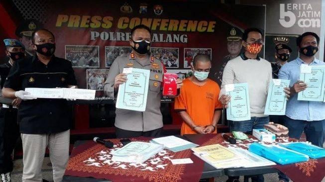 Eks Kades Korupsi Dana Desa, Pengakuannya: Uangnya untuk Urus Anak Terjerat Hukum