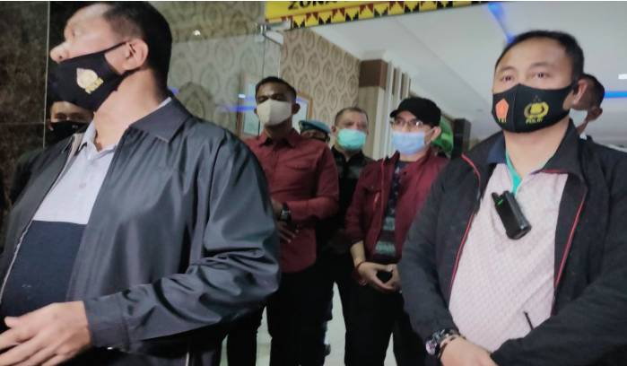 Apa Motif pelaku Menusuk Syekh Ali Jaber,Ini Penjelasan Kapolda Lampung Irjen Pol Purwadi Arianto