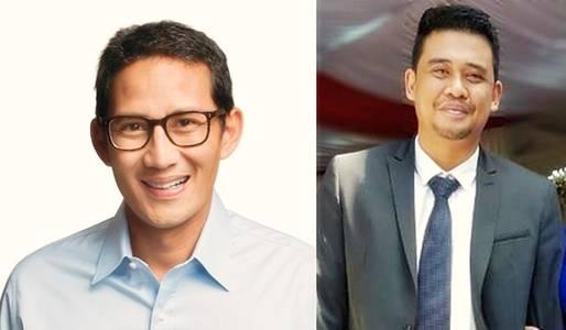 Didukung Sandiaga Uno sebagai Tim Pemenangan, PKS dan Jagonya Tak Gentar Hadapi Bobby