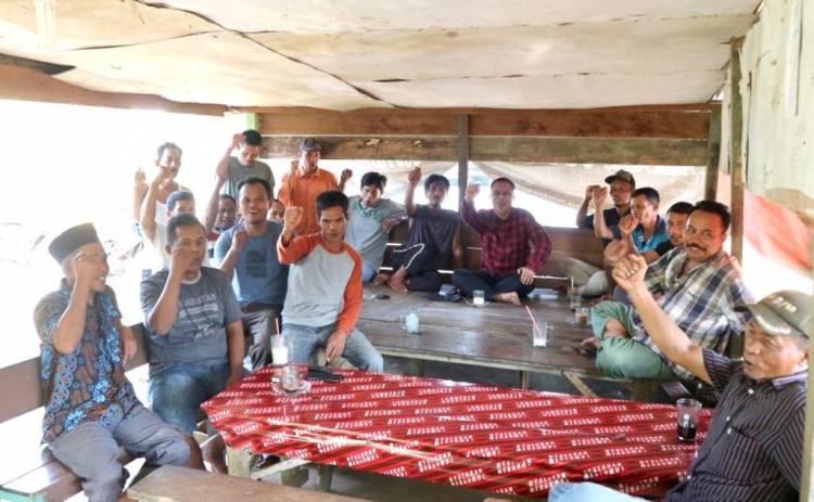 Cawabup Bengkalis Bagus Santoso Bertekat Benahi Infrastruktur Desa yang Tidak Layak