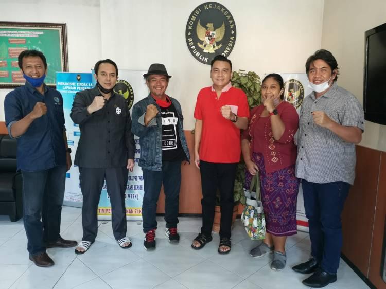 Sandy Nayoan, SH, Perkuat Jajaran Pengurus Pusat IWO