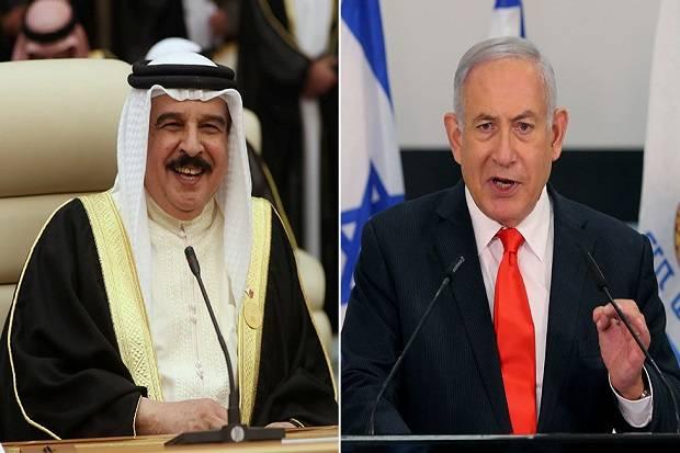 Mengejutkan, Bahrain Menyusul Uni Emirat Arab Menormalisasi Hubungan dengan Israel