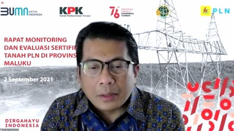 Inisiatif PLN Amankan Aset Negara di Seluruh Wilayah Mendapat Apresiasi dari KPK dan BPN