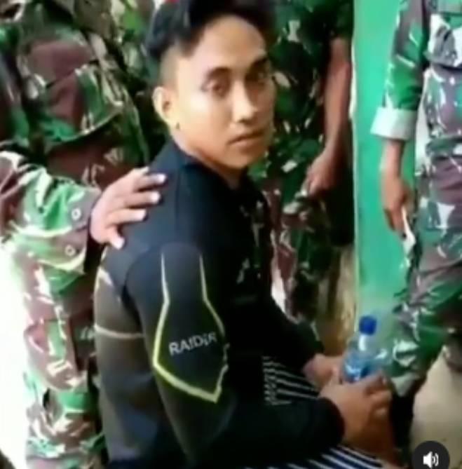 Video Cerita Prajurit TNI Yang Selamat Dari Serangan KKB
