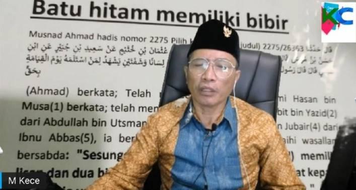 Tersangka Kasus Penistaan Agama Muhamad Kece Dianiaya Sesama Tahanan Dirutan Bareskrim