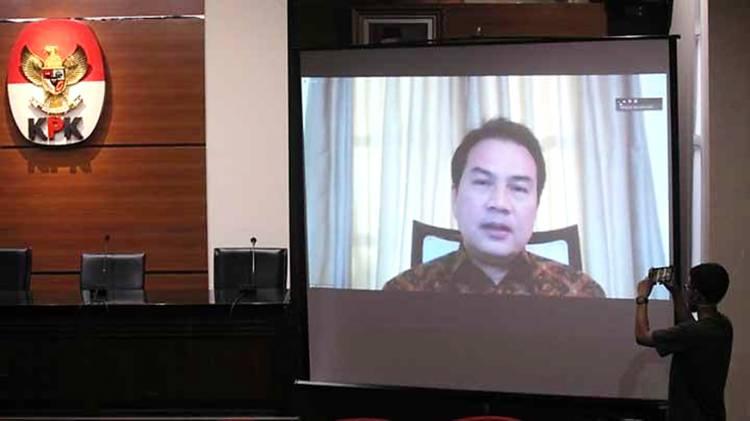 Mahkamah Kehormatan DPR Belum Terima Surat Pengunduran Diri Azis Syamsuddin