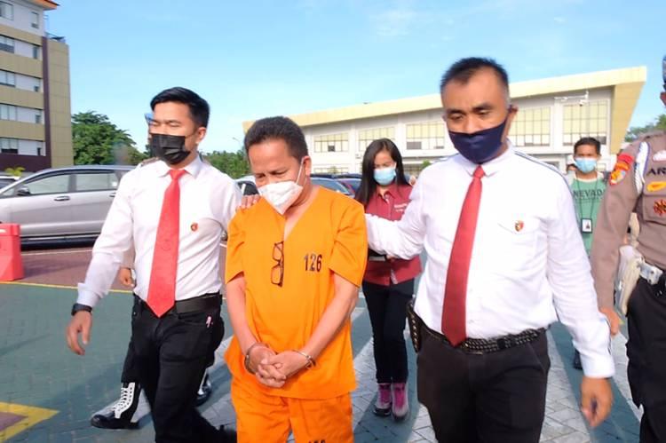 Polda Riau Tahan Seorang Oknum dokter Berstatus Pejabat, Diduga Korupsi Hibah Alat Kesehatan