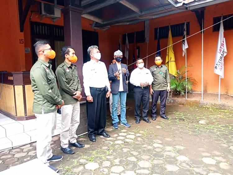 KPU Kota Banjar Launching dan Pengukuhan Kader Desa Peduli Pemilu dan Pemilihan (DP3)