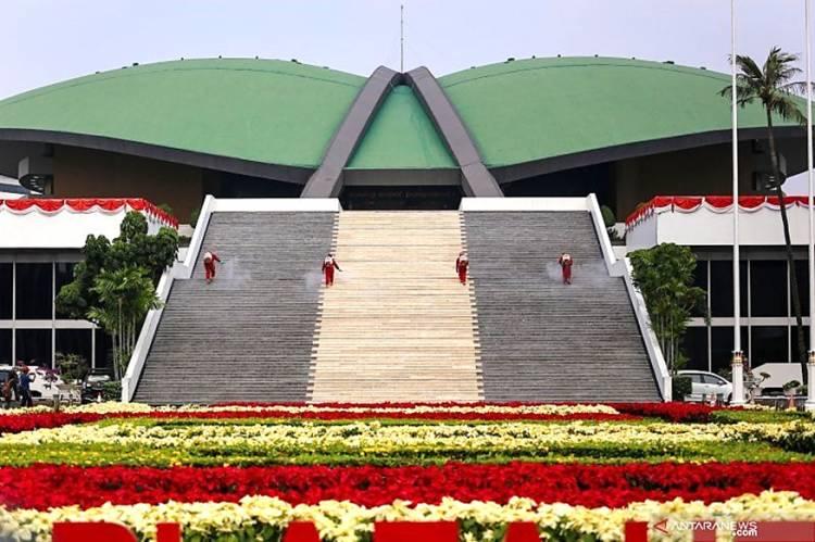 3 Poin Akan Dibahas dalam Agenda Rapat Paripurna DPR RI  Hari Ini