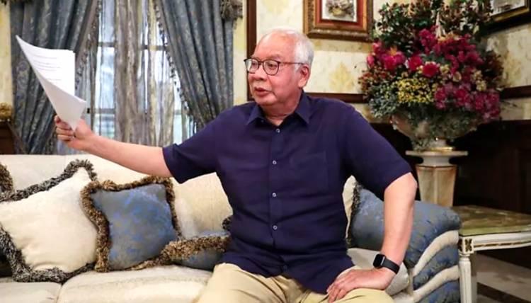 Meski Terjerat Kasus Megakorupsi, Mantan PM Malaysia Najib Razak Ingin Ikut Pemilu Lagi