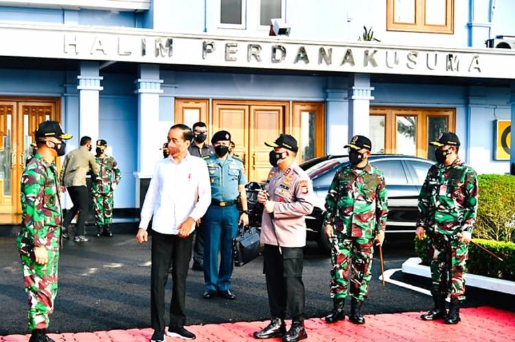 Presiden Jokowi Kunjungi Bengkalis dan Kepri, Bersama Masyarakat di Riau akan Tanam Mangrove