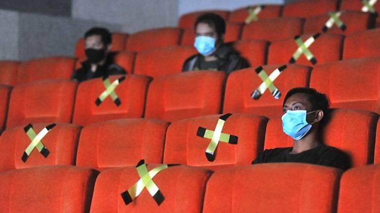 Kini untuk Daerah PPKM Level 3 dan 2 Bioskop Boleh Dibuka, Simak Ketentuannya
