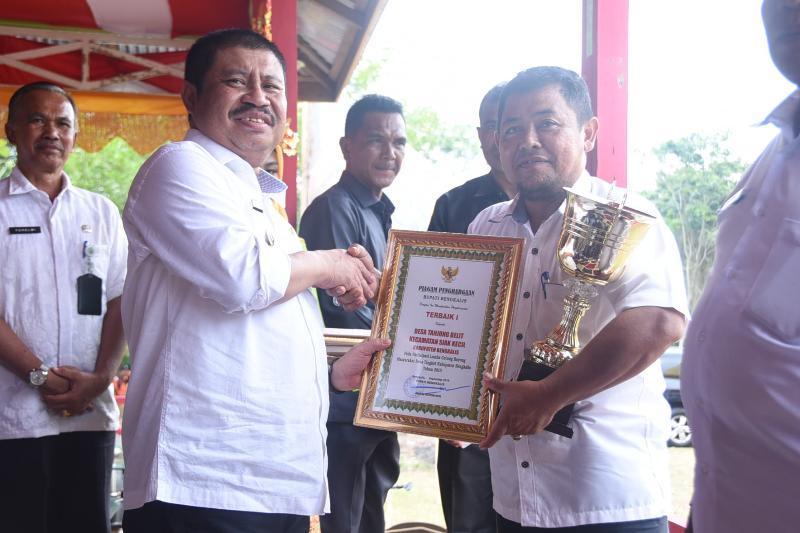 Tingkat Kabupaten Bengkalis: Lomba BBGRM 2019, Tanjung Belit Juara I, Damai dan Berancah Terbaik II dan III