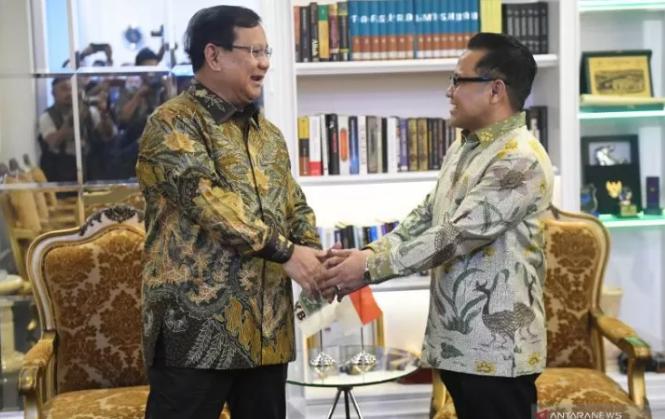 Menjelang Pelantikan Presiden dan Wakil Presiden,Prabowo Ketum Gerindra Gencar Silahturahim Dengan Ketum Partai,Sore Ini Ke Golkar