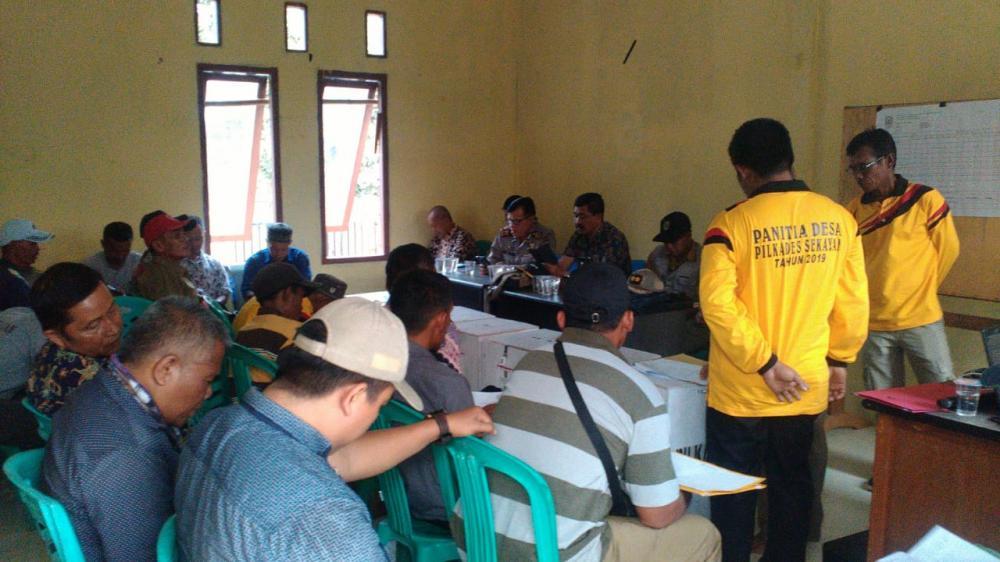 Anggota IWO Inhil,JUMADI Peraih Suara Terbanyak,Pilkades Desa  Sekayan,Kec  Kemuning Kab Inhil