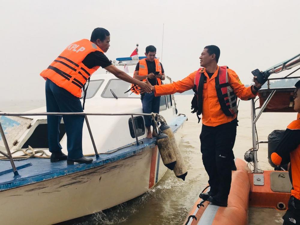 Nelayan Umur 42 Tahun Tenggelam Di Sungai Indragiri Hilir,Ini Kronologinya