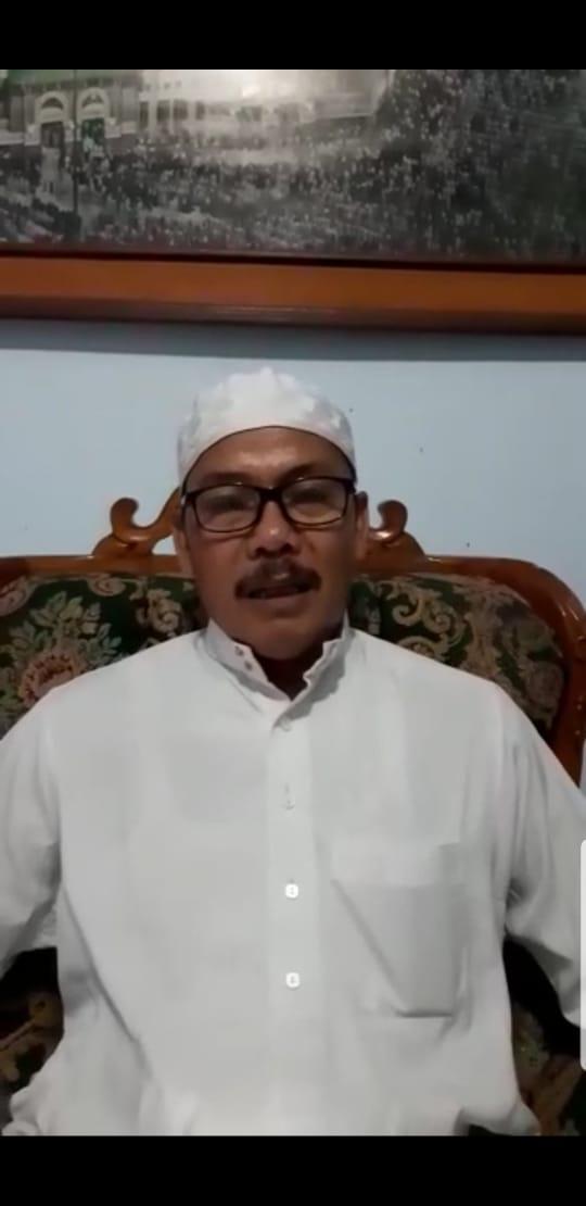 Menjelang Pelantikan Presiden dan Wakil Presiden,Ketua Tanfidiyah Pengurus Cabang NU Kota Banjar Ajak Masyarakat Jaga Persatuan dan Kebersamaan.