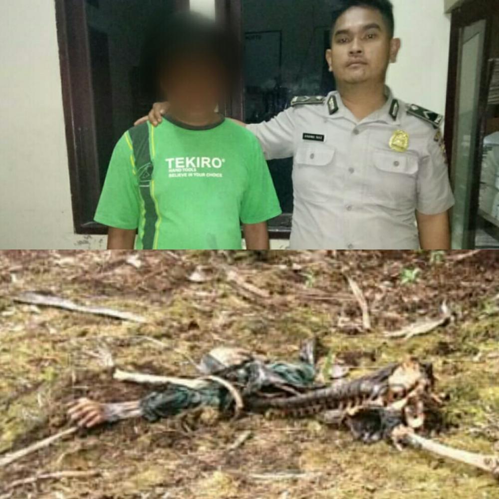 Penemuan Mayat Mr X di Rohil, Ada Warga Melaporkan Kehilangan Anggota Keluarga