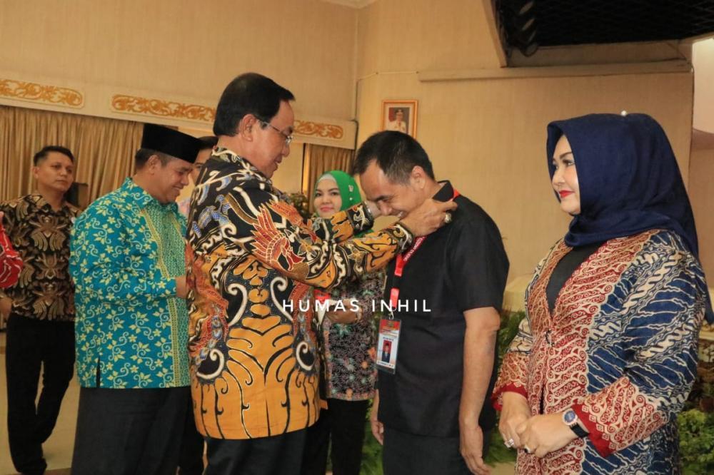 Hadiri Pembukaan Orientasi DPRD Kab/Kota Se Propinsi Riau,HM Wardan: DPRD Inhil Dapat Menerapkan Tugas Pokok dan Fungsi Legislatif