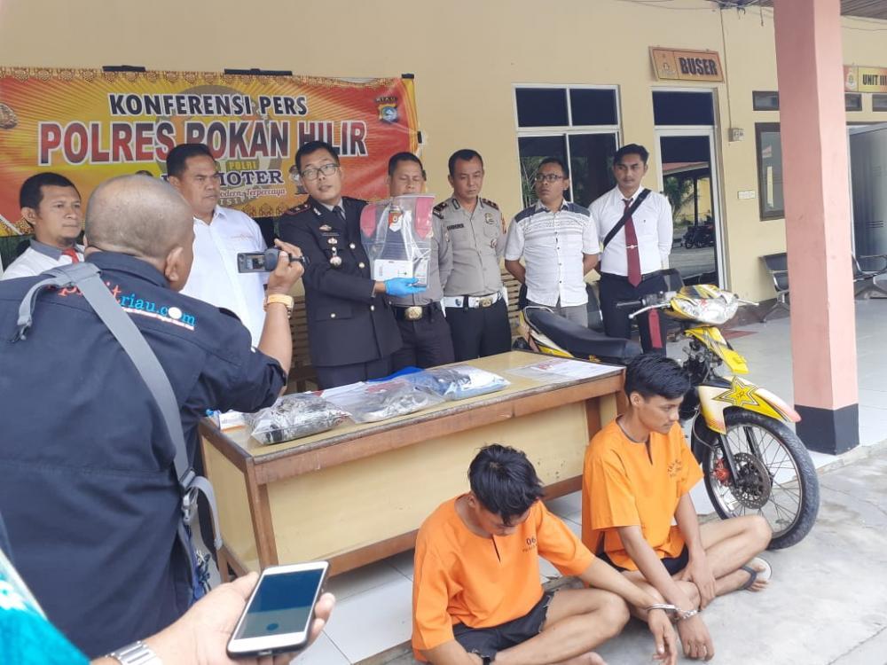 Terungkap, Pelaku Pembunuhan Siswi Kelas Vlll SMP di Rohil Diancam Hukuman Segini..