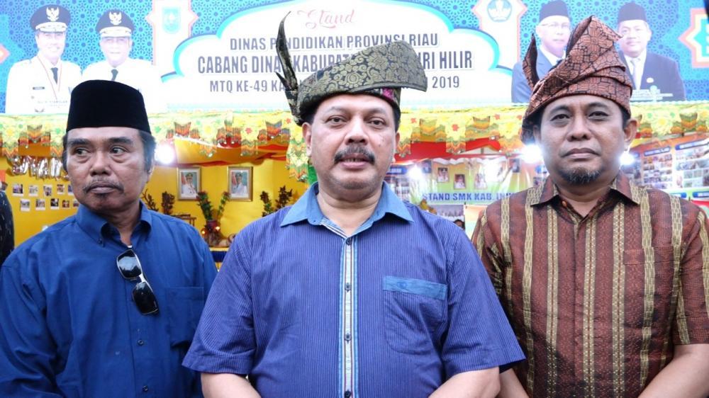 Raih WTP 3 Kali dan Peringkat Pertama Aksi Korsupgah di Riau