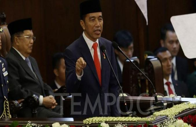 Hari Ini Presiden Joko Widodo Akan Mengenalkan Susunan Kabinet Jilid II