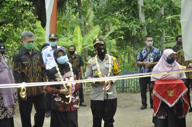 Walikota Banjar resmikan Lembur Tohaga Lodaya